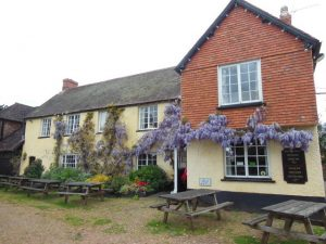 Lunch at the Red Lion, Broadclyst @ The Red Lion, Broadclyst