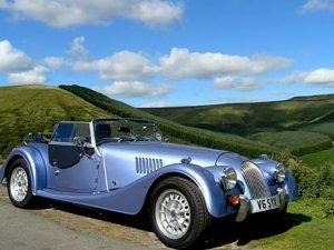 Talk by Alex Sully on 'The Morgan car' @ Cowick Barton