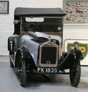 Visit to the Moretonhampstead Motor Museum @ Moreton Motor Museum
