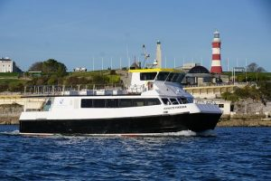 Visit - Cruise on the River Tamar @ Plymouth to Calstock